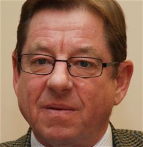 John Berry Ex EU Commissioner